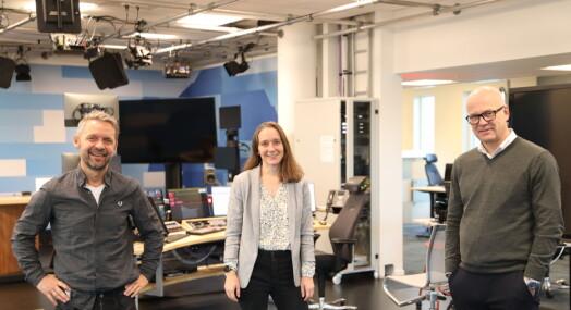 NRK etablerer produkt-utviklingsteam i Bodø