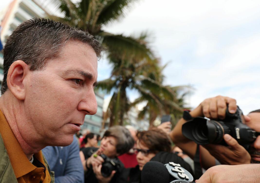 Glenn Greenwald, kjent for Snowden-avsløringene, trekker seg The Intercept.