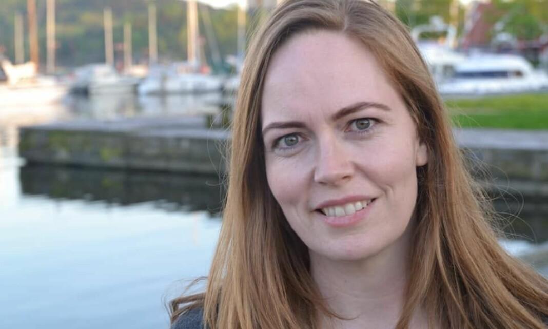 Mairi Macdonald er ansatt som journalist i NRK Sørlandet