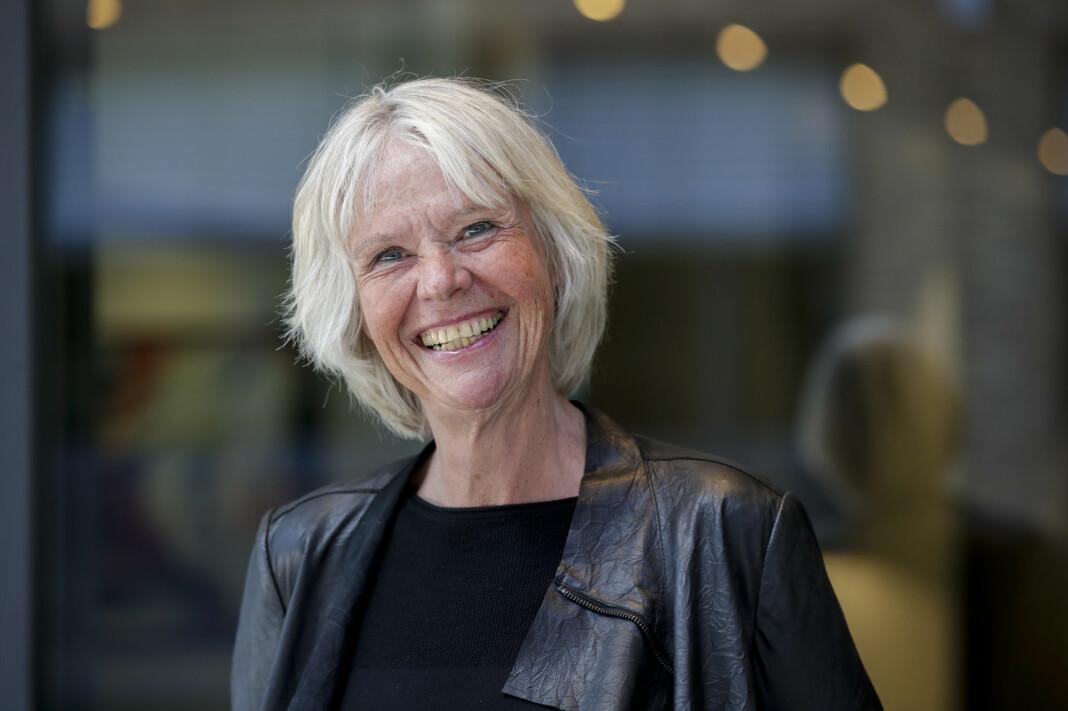 Anne Hafstad er ansatt som ansvarlig redaktør i Sykepleien.