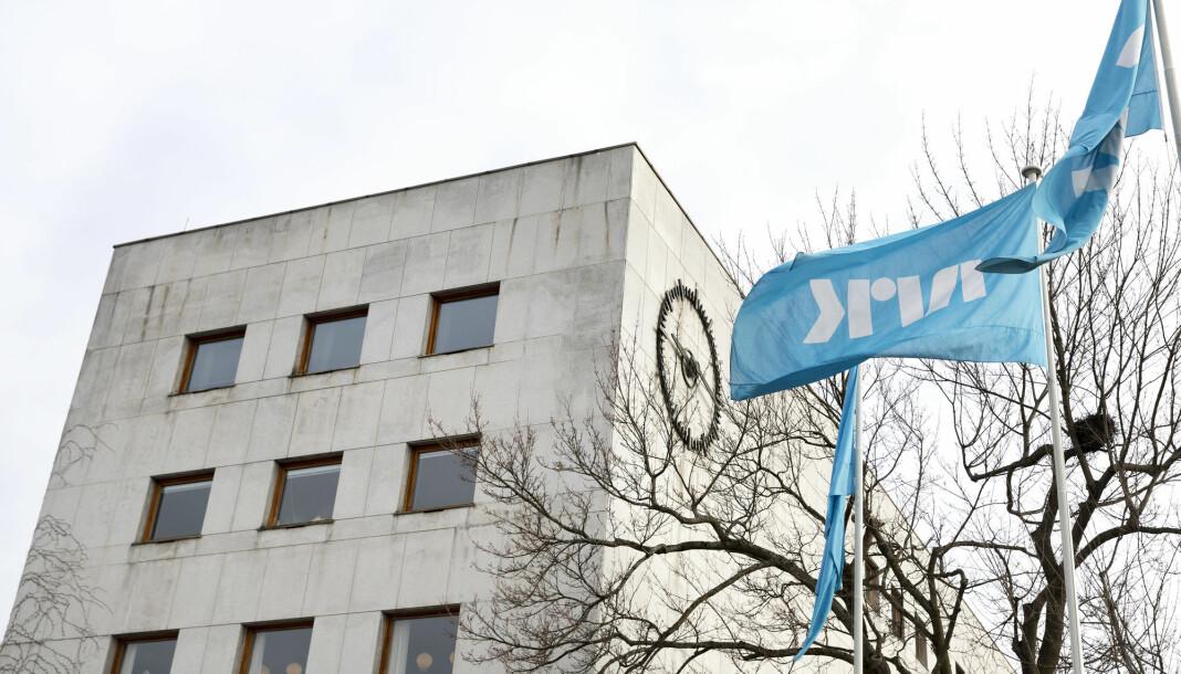 NRK Radio inkluderte en ett år gammel nyhetssending i musikkprogram-reprise.
