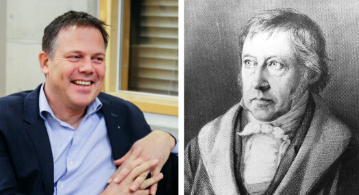 Hva har filosofen Hegel med lokaljournalistikk å gjøre?