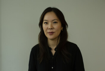 Sun Heidi Sæbø, sjefredaktør i Morgenbladet.