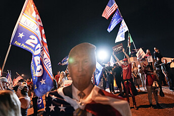 Påstander om valgfusk i USA florerer blant nordmenn på sosiale medier