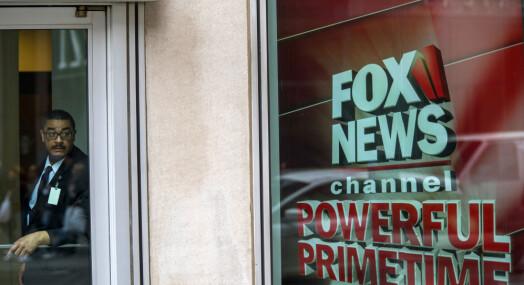 CNN: Fox News instruerer reporterne til ikke å kalle Biden «president-elect»