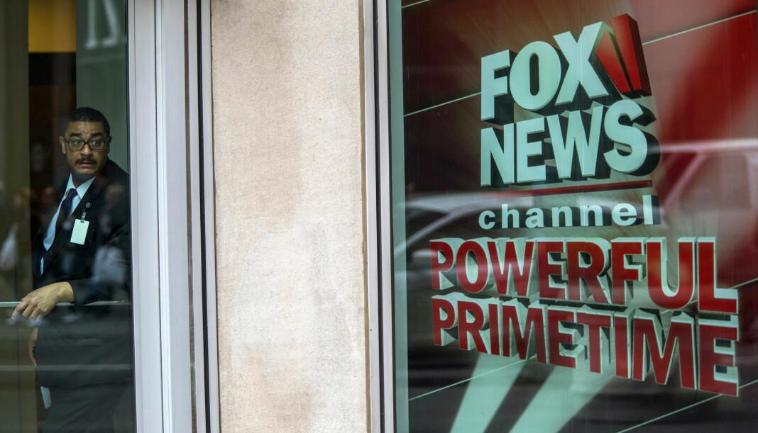 Fox News-journalistene bruke formuleringer som at Biden «har nok stemmer til å bli president», melder CNN.