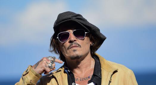 Johnny Depp anker injuriedom mot tabloidavisa The Sun
