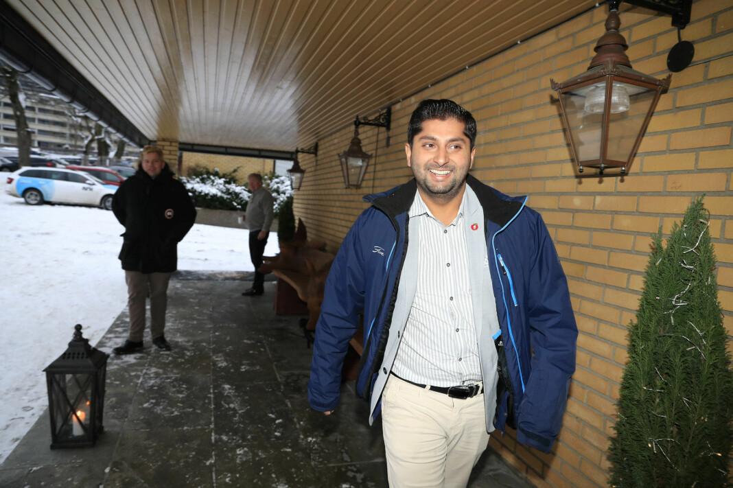 Himanshu Gulati er mediepolitisk talsperson i Fremskrittspartiet.