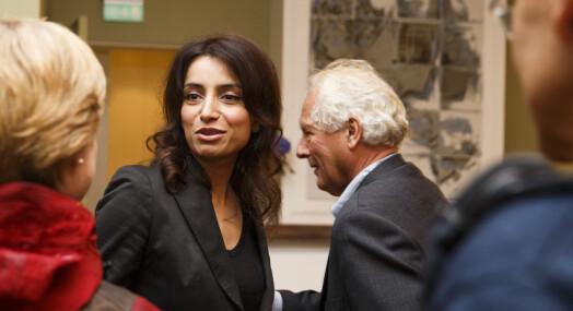 Deeyah Khan får Fritt Ord-pris