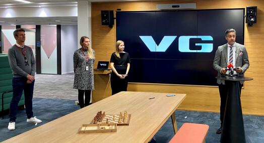 VG-journalistene bak Tolga-avsløringene får ny pris