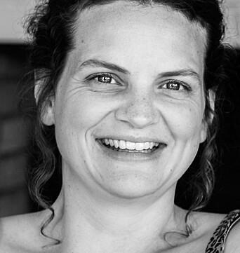 Frilansjournalist og -fotograf Ingvild Constance Festervoll Melien.