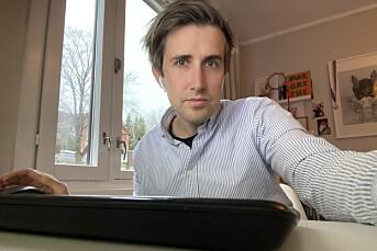 Marcus Husby er ny leder for Rampelys i VG