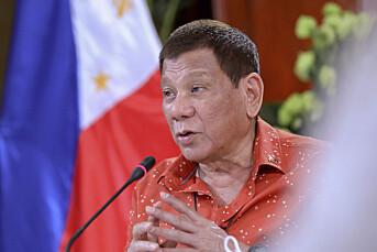 Journalist drept på Filippinene