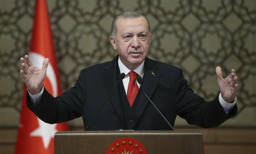 Tyrkia dømt for brudd på ytringsfriheten