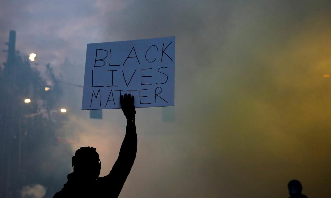 Massiv rasismedebatt i norske medier etter politidrapet på George Floyd