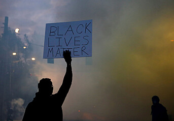 Massiv rasismedebatt i norske medier etter politidrapet på Floyd