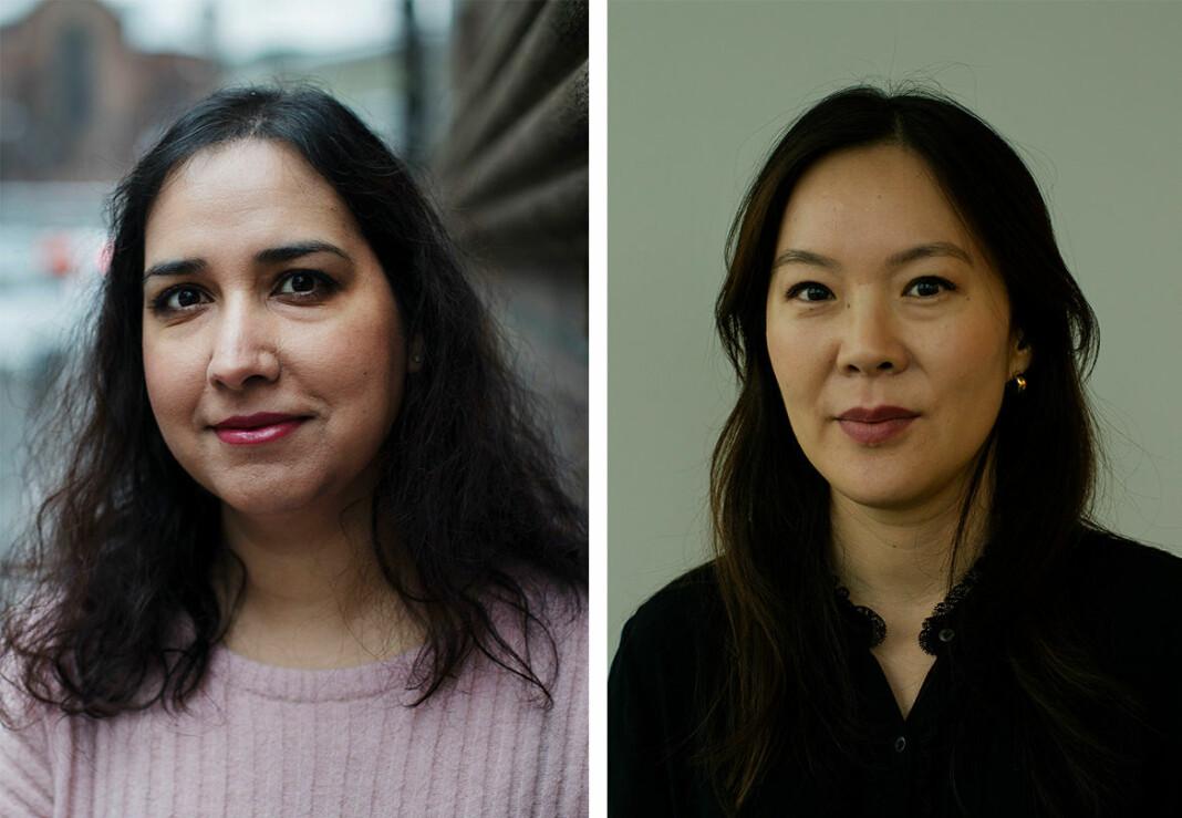 Fritt Ord hadde invitert Shazia Majid og Sun Heidi Sæbø til å kommentere funnene i Fritt Ord-rapporten om rasisimedekningen i norske medier.