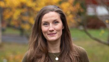 Karonline Fossland.