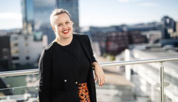 Julie Lundgren. Foto: Fartein Rudjord