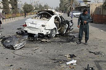 Journalist drept i Afghanistan