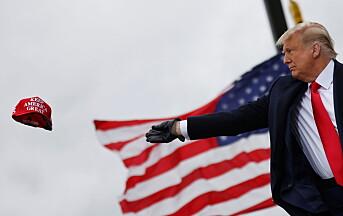 Trump planlegger digital tv-kanal. Vil slå knockout på Fox News