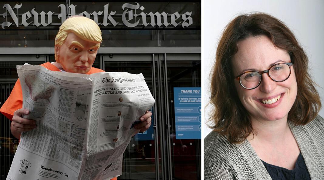 I 2022 kommer etter planen NYT-journalist Maggie Habermans bok om Donald Trump.