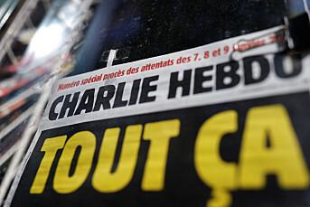 Charlie Hebdo-rettssaken fortsetter etter koronapause