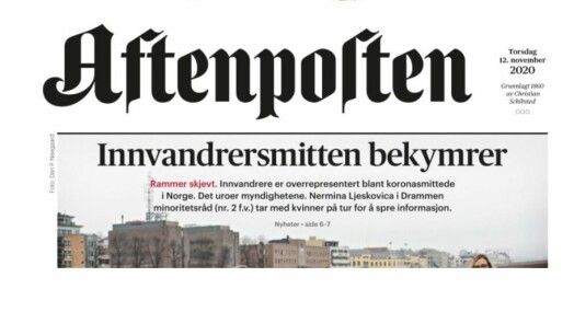 Aftenposten endret tittel om «innvandrersmitte» etter interne og eksterne reaksjoner