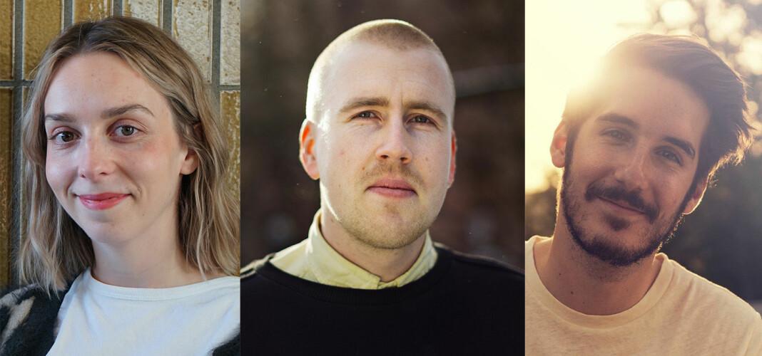 Ina Rønneberg Swann, Peter Daatland og David Vekony blir en del av Aftenpostens podkast-team.