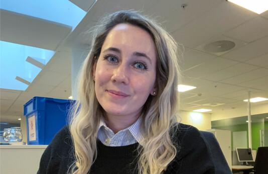 Victoria Jane Armstrong er ny vaktsjef i Nettavisen