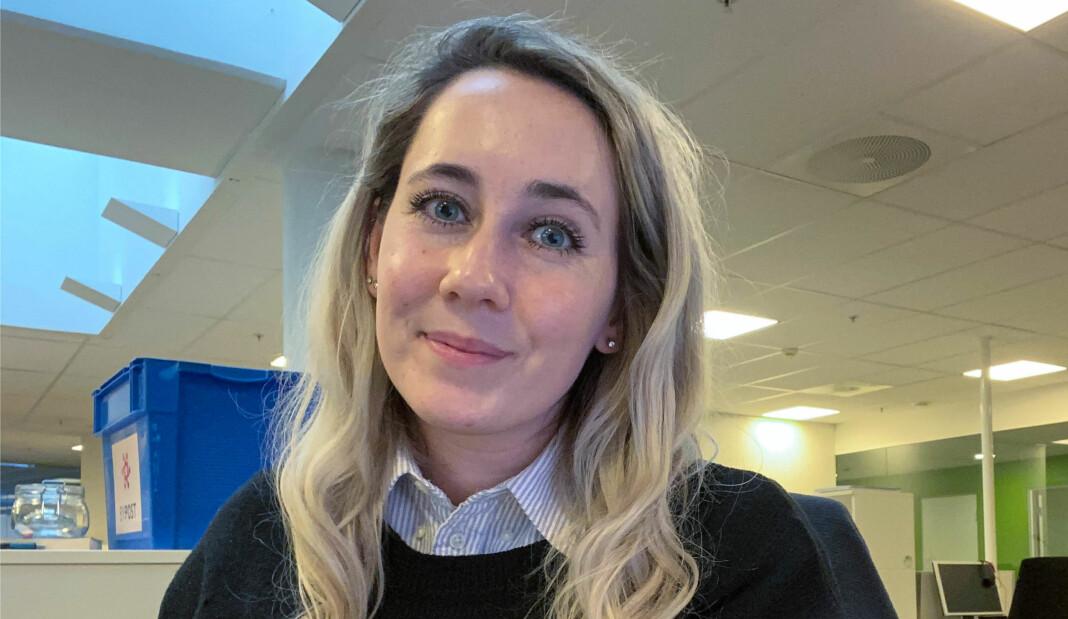 Nettavisen henter Victoria Jane Armstrong fra Sandefjords Blad.