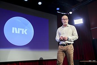 – Vi rekker ikke å finne ny NRK-tomt før nyttår
