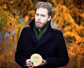Henrik Evertsson er i dag tildelt Stora Journalistpriset