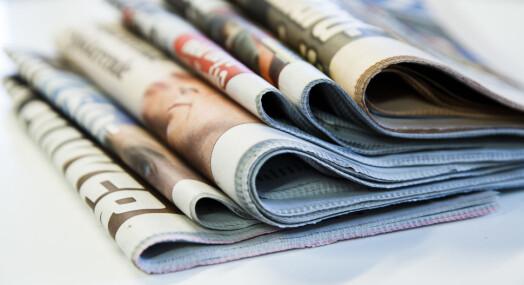 Norske aviser kan nå begynne å søke om produksjonstilskudd