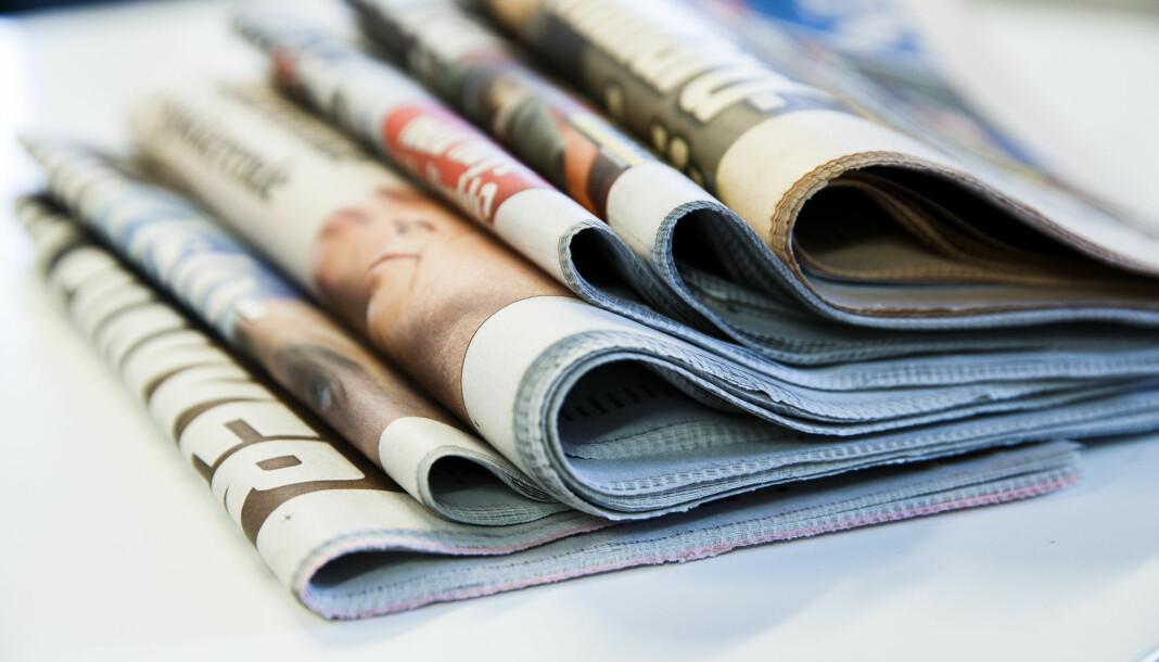 I 2020 var det 152 aviser som fikk produksjonstilskudd. Mest fikk Klassekampen.