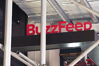Buzzfeed kjøper Huffpost