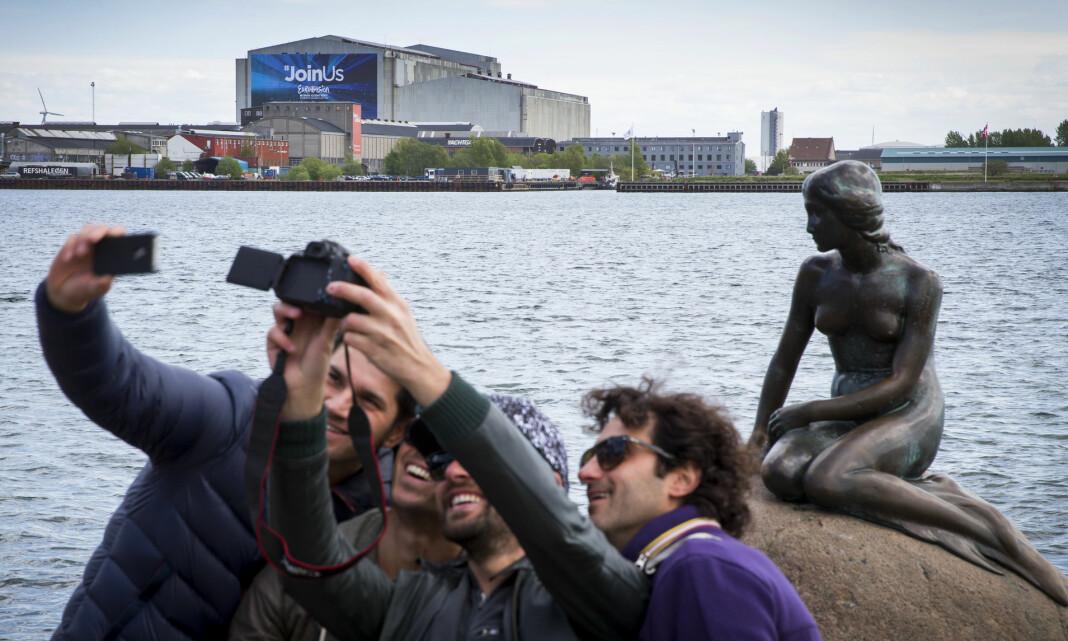 Dansk avis må betale for å ha krenket Den lille havfrue