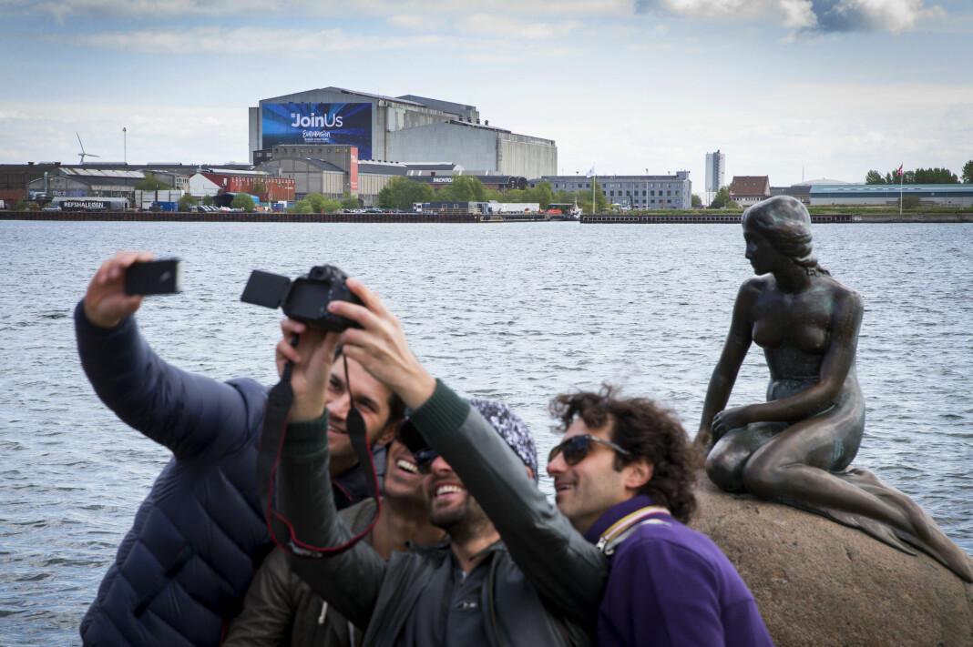 Medier som bruker bilder av Den lille havfrue, risikerer pengekrav fra skulptørens arvinger.