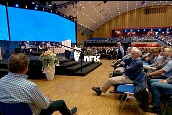 – Dette er viktig journalistikk, og helt i tråd med NRKs samfunnsoppdrag