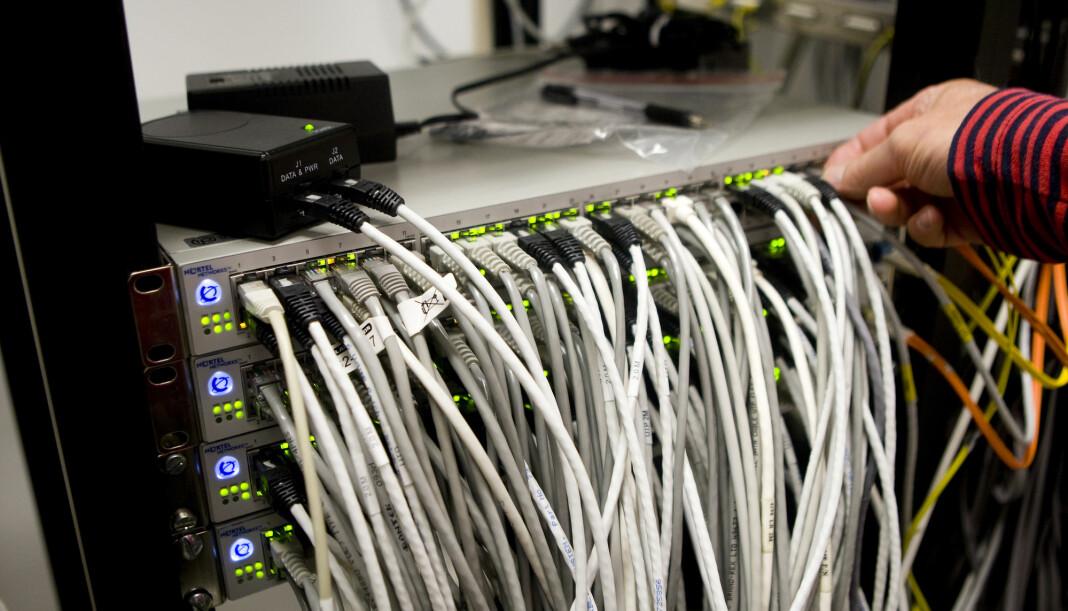 Rundt en firedel av Ritzaus servere er berørt av nettangrepet. Nyhetsbyrået regner med å være tilbake til normal drift torsdag.