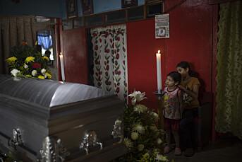 19 journalister drept i Mexico så langt i 2020