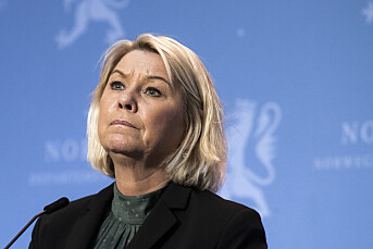 Justisministeren kvalte håp om snarlige justeringer i offentlighetsloven