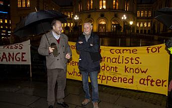 Er Julian Assange en politisk fange?
