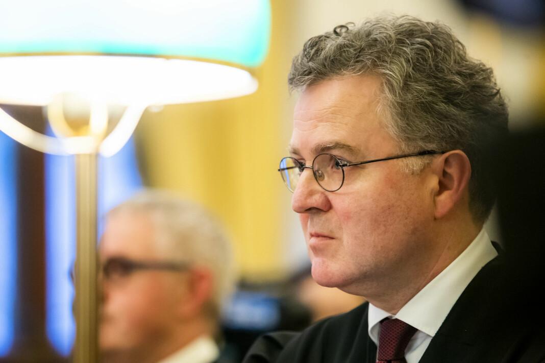 «Kildevernet graderes ikke etter speiderbevegelsens idealer», skriver advokat Halvard Helle.
