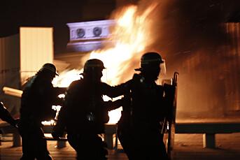 Prisvinnende fotograf skadd i politi-demonstrasjon i Paris