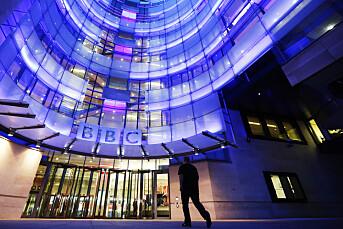 BBC har brukt 12 millioner kroner på eksterne advokater i diskrimineringssaker