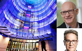 Spøker for 100-årsjublileet til BBC, frykter forfatterduo