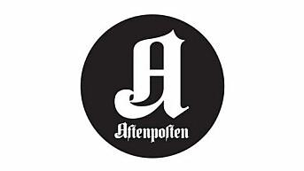 Aftenposten søker politisk reporter - vikariat