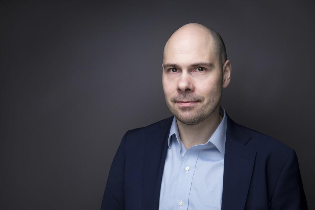 Amedia-konsernsjef Anders Opdahl ønsker å kjøpe fotballrettigheter sammen med Schibsted og Polaris.