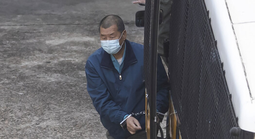 Mediemogul Jimmy Lai forblir varetektsfengslet i Hongkong